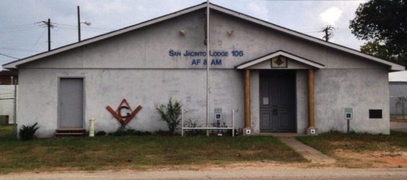San Jacinto #106 Lodge A.F. & A.M.
